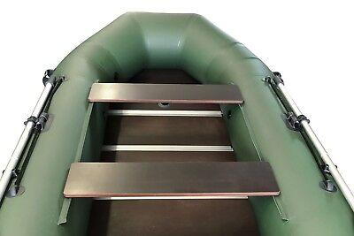 FISH 360 grün Schlauchboot Angelboot Spitzenqualität 100/% gebaut in Europa