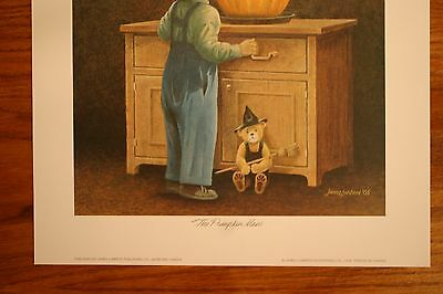 The Pumpkin Man James Lumbers Child Ghost Jack O Lantern Halloween 2