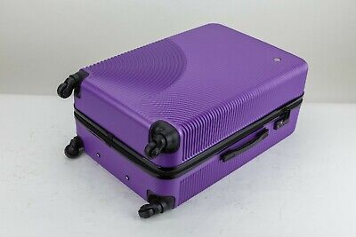 1pc-2pc-3pc Luggage Suitcase set Trolley Travel Bag 4 Wheel TSA lock lightweight 8