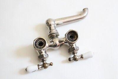 antique faucet kitchen sink | wolverine vtg mixing faucet victorian kitchen deco 7