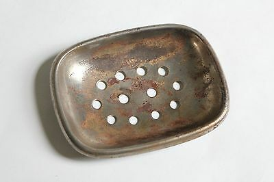 antique bathroom soap tray insert | brasscrafters vtg bath art deco victorian 3