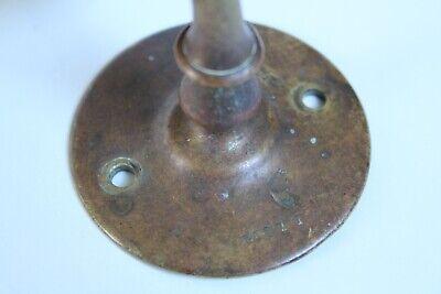 antique bathroom cup tumbler holder shelf supports | jl mott vtg deco victorian 10