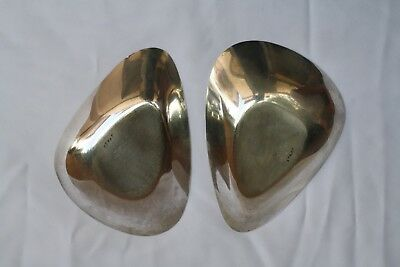 Magnificent Pair Of Sterling Silver Art Deco Reed & Barton Dishes 5