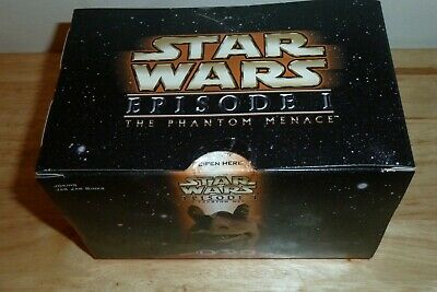Star Wars Episode 1 Joking Jar Jar Binks KFC Taco Bell Pizza Hut 1999 SEALED! 2