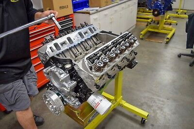 427 FORD STROKER Crate Engine Dyno Tested 4-Bolt Mains Dart SHP Block 351W  575HP