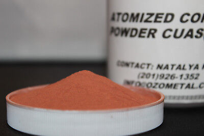 1 LB High Purity 99.3% Copper Powder Mesh -325   Heat/Thermal Paste, Faux Metal 2