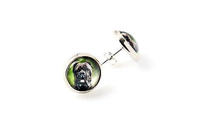 Cane Corso. Pet in your ear. Earrings. Photojewelry. Handmade. UK 3