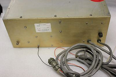 Products for research Inc Model: TE-104-RF/S-504 High voltage power supply (TS7) 5