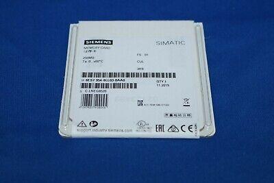 NEU SIEMENS SIMATIC S7 953 Memory 256 mb 6ES7 953-LL03-0aa0 6ES7953-8LL03-0AA0 2