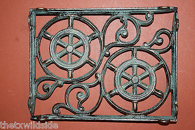(4),marine Decor,antique Look,corbels, Shelf Brackets, Beach Decor, B-31 2