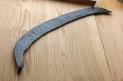 Huge Viking Kievan Rus Scythe Tool 9-10 AD 7