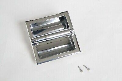 vintage toilet paper holder | hallmack vtg deco bathroom toilet paper dispenser 2