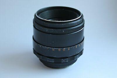 Helios 44-2 58 mm f/2 M42 Boke Lens for Zenit E-Mount Sony NEX A 7 R 7S II a5000 4