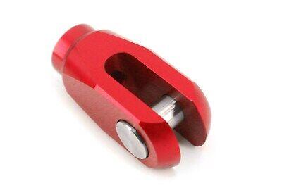 HONDA CRF150R CR125 CR250R CRF250X CRF250R CRF450X CRF450R RED ZETA BRAKE CLEVIS