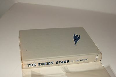 The Enemy Stars by Poul Anderson 1st/1st 1958 Lippincott Hardcover 7