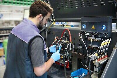 Injektor Einspritzdüse Renault Nissan Suzuki Dacia 1,5 dCi PRÜFUNG REPARATUR