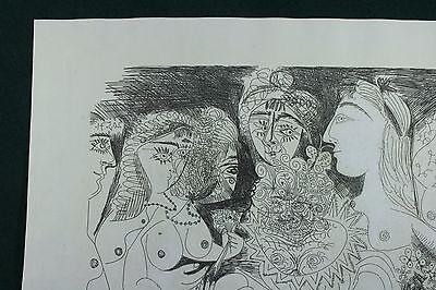 Lámina Picasso Doble Cara. Suite 156. Láminas 130-131. Picasso Double Face Art