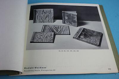 Deutscher Innen Und Aussenhandel Kulturwaren Musterheft Um 1940 Dr: Heinz Gräfe 4