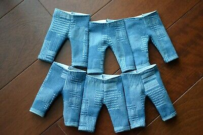 Denim Capris for Little Darling Dolls - 13in - Dianna Effner 2