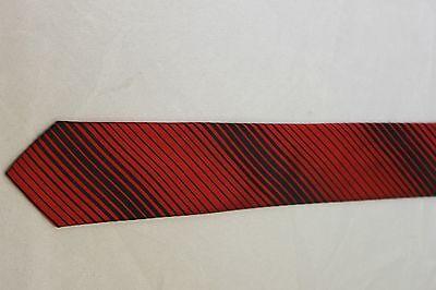 Hugo Boss Red label tie 4.5cm striped $95