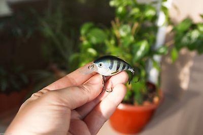 "8g 2.9"" YH04 floating Fishing Lure Bait Life-like"