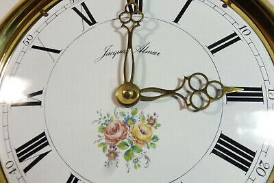 Old Comtoise Wall Clock Dutch Movement Vintage Old Clock 11