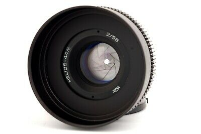 HELIOS 44 2/58 Cine lens with ANAMORPHIC BOKEH&FLARE *Your camera adapted!* 10