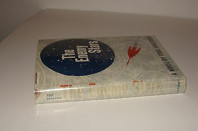 The Enemy Stars by Poul Anderson 1st/1st 1958 Lippincott Hardcover 6