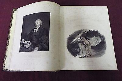 Rare 1843-45 SCOTT'S BIBLE 3 Volumes 2