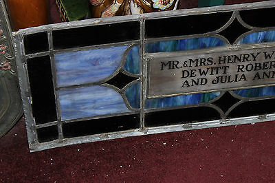 Antique Religious Church Stained Glass Window-Henry White-Architectural Window 2