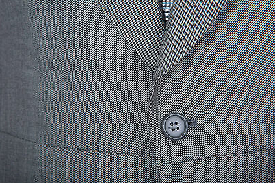 ... Mens Silver Grey Wool Blend Ex Hire Tailcoat Wedding Morning Dress Suit  Tails 3 f1f2f616122