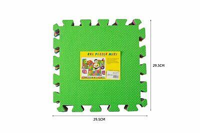 Kids Children PlayMats Soft Foam Interlocking Play Mats Outdoor Activity 9 Pc 6