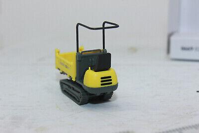 1//87 Wiking Track Dumper Neuson rot 669 01