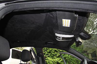 Dachhimmel stoff Schwarz Selbstklebend strech Auto Interior Boot Möbel