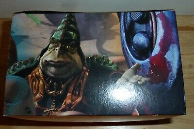 Star Wars Episode 1 Joking Jar Jar Binks KFC Taco Bell Pizza Hut 1999 SEALED! 3
