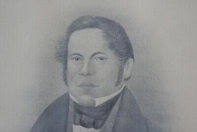 altes Foto Brauerei Braumeister Russ Ruß um 1850 Albumien 3