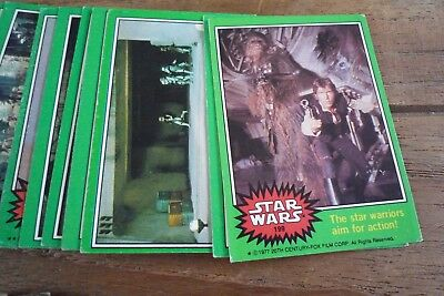 Topps Star Wars Cards 1977 - 4th Series nos 199-264 VGC Pick The Cards You Need 2