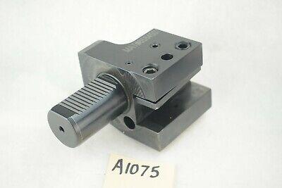 "Global CNC 34.2516 VDI 25 mm Left Hand Inverted Facing Tool Holder 5//8"" 25x5//8"""