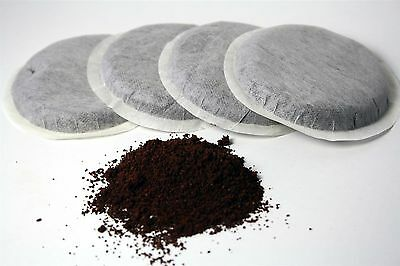 Italian Coffee Top Decaf Selection 100 ESE Pods 44mm - Easy serving Espresso 2