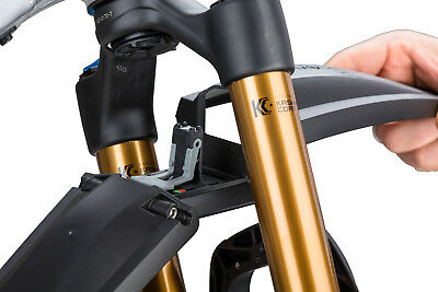 BULLS SKS MONKEYLINK LED Magnet Schutzblech Set E-Bike EMTB Fahrrad