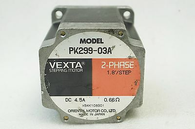 Oriental Motor Vexta Stepping Motor Pk299-03A Tested Working Free Ship 2