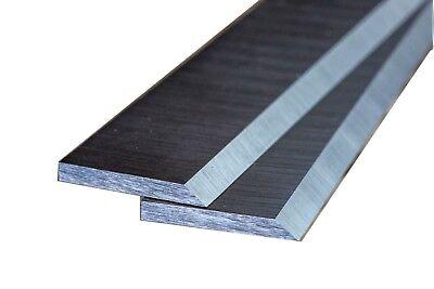 1 Pair Carbide SCHEPPACH PLANER Blades Knives : 260 x 18 x 3mm Shipping FREE 4