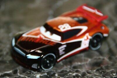 Disney Pixar Cars 3 28 Tim Treadless W Shiny Metallic