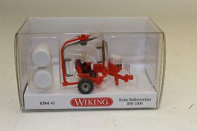 1//87 Wiking 0384 40 Kuhn Ballenwickler RW 1800 *