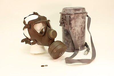 Premium NBC Gas Mask German Drager Military & Police M65 Full-Face 2