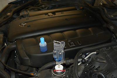 Car Combustion leak tester head gasket 30ml. fluid, 100 tests Free P&P 1st class 2