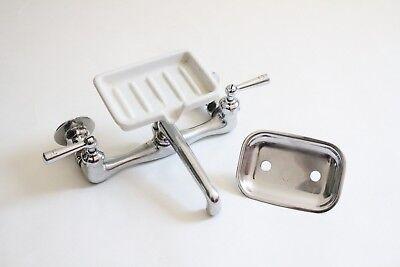 antique faucet kitchen sink   crane vtg mixing faucet victorian plumbing deco 6