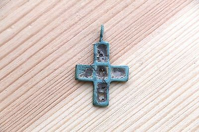 Viking Kievan Rus Pendant Cross with different sides 10-11 AD 11