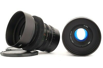 HELIOS 44 2/58 Cine lens with ANAMORPHIC BOKEH&FLARE *Your camera adapted!* 7