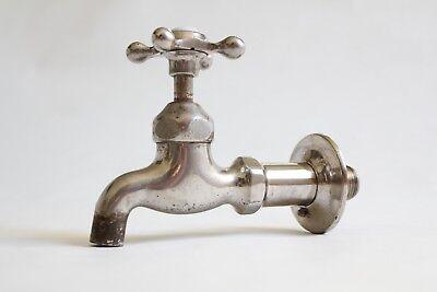 antique kitchen faucet sink   crane vtg victorian plumbing porcelain city handle 4
